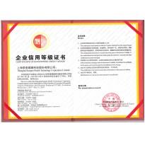 机电协会AAA信用等级证书
