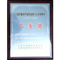 2008重点产品二等奖